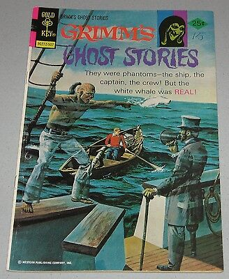 Grimm's Ghost Stories - # 24 - Vg