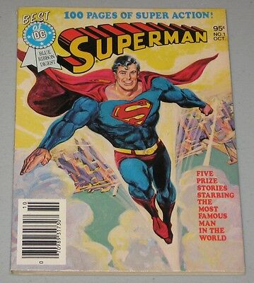 Best Of Dc #1 - Superman
