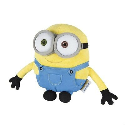 Warmies Official `Minions Bob` Microwavable Toy