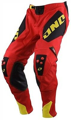 One Industries Defcon Pant Rockstar Back Mx Motocross  Off Road Size 30