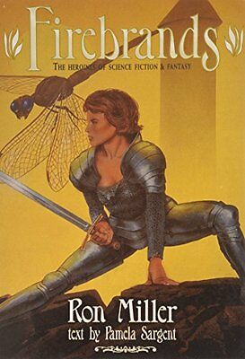 (Very Good)-Firebrands: Heroines of Science Fiction and Fantasy (Paperback)-Sarg