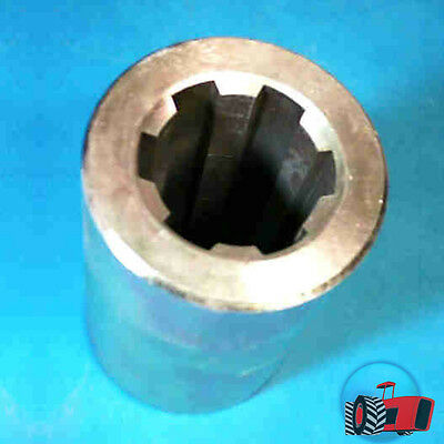 PSP7287 Tractor PTO 1.3/8x6 Splined Sleeve Coupling Adaptor 150mm 6.0in long