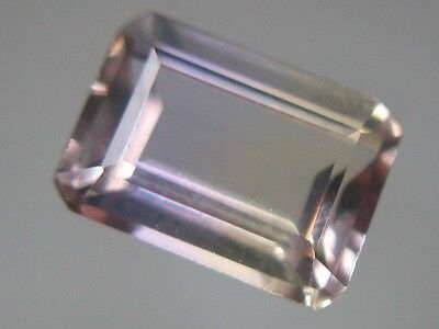 AMETRIN  -  OCTAGON CUT  -  8x6 mm  -  1,58 ct.