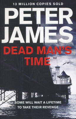 The Roy Grace series: Dead man's time by Peter James (Paperback)