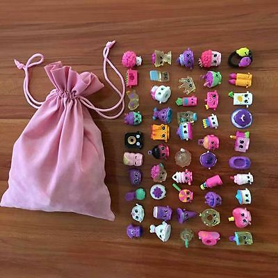 NEW 50Pcs Lot of Shopkins of Season 7 All different Loose Shopkins kids fun Toys