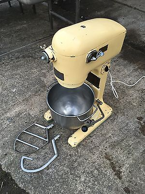 Kenwood Peerless 20 QT Mixer C/W Bowl Hook Paddle Crypto Hobart