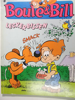 BOULE & BILL  # 10  ( Ehapa Verlag ab 1989 , Softcover , 1. Auflage ) Z 2
