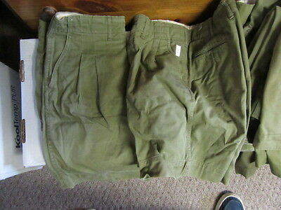 Vintage Boy Scout Shorts, 1950-90s, Various Styles & Sizes, Lot of 13       UNF2