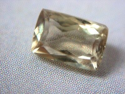 COLOR CHANGE (FARBWECHSEL) DIASPOR  -  OCTAGON CUT  -  6x4 mm  -  0,87 ct.