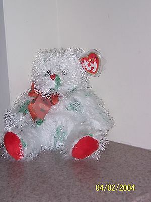LIL SANTA CLAUS Ty PUNKIES MINT WITH MINT TAGS