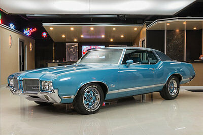 1971 Oldsmobile Cutlass  Olds 455ci V8, TH400 3-Speed Auto, Factory A/C, PS, PB, Disc, NEW Everything!