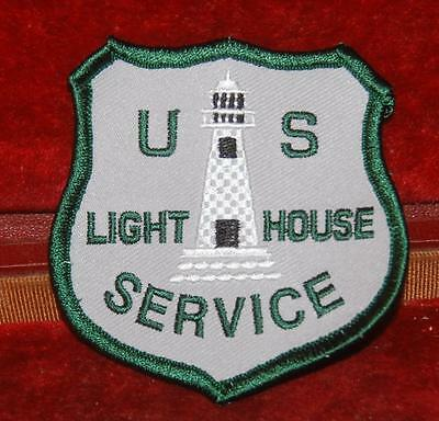 United States U S Lighthouse Service Patch Light House Service Now Defunct