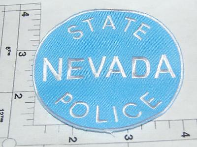 First Issue Nevada State Police Not Highway Patrol Patch Free shipping
