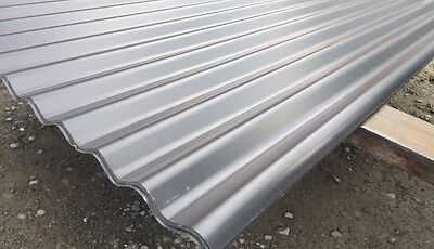 Clearance Colorbond Monument Corrugated 5100mm Roofing Sheets 1316