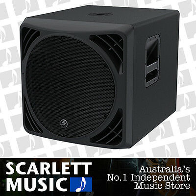 Mackie SRM-1550 1200w Active Subwoofer SMR1550 w/3 Years Warranty *NEW*