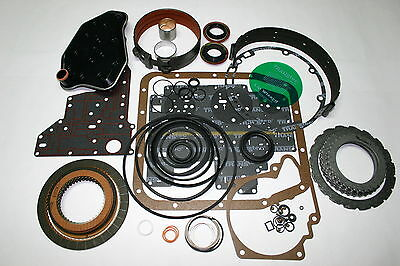 Ford AODE 4R70W 1996-2003 Master Rebuild Kit Automatic Transmission Overhaul
