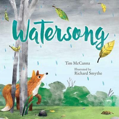Watersong by Tim McCanna (English) Hardcover Book Free Shipping!