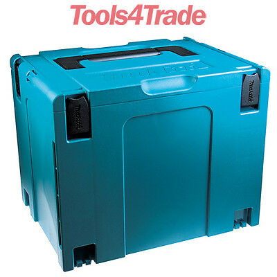 Makita MAKPAC TYPE 4 - TOOL SYSTEM STACKING CASE'S - 396mm x 296mm x 315mm