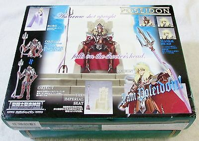 Bandai Saint Seiya Myth Cloth God Poseidon Royal Ornament Edition NEW