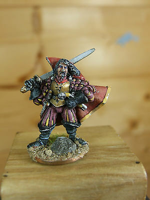 Classic Metal Warhammer Quest Imperial Noble Well Painted (1951)