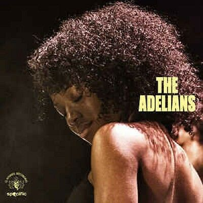 LP The Adelians  ‎– The Adelians LTD BROWN WAX Northern Soul Mod STILL SEALED