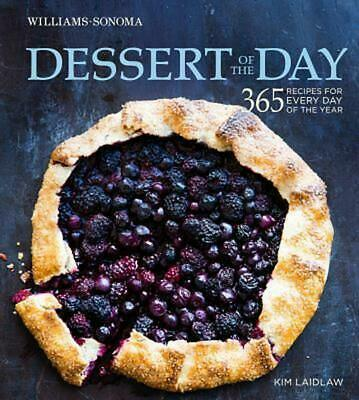 Dessert of the Day by Kim Laidlaw (English) Hardcover Book Free Shipping!