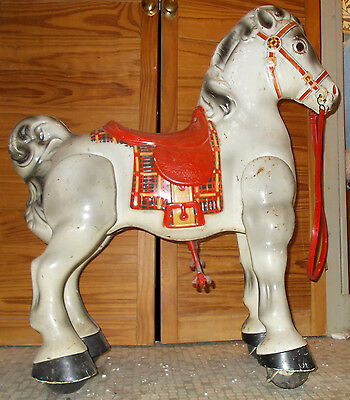 Mobo Rocking Horse 1950's
