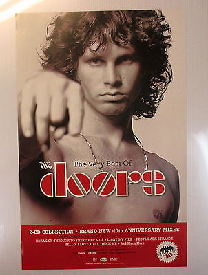 """The Doors Poster for """"The Very Best of the Doors"""" !"""