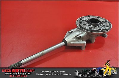 04 Yamaha Vstar V-Star 1100 Xvs1100 Rear End Final Drive Gear Differential Shaft
