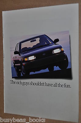 1991 Nissan Sentra 6-page advertisement, NISSAN SENTRA, detail photos