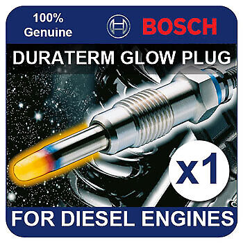 GLP070 BOSCH GLOW PLUG BMW 320 Cd Coupe 03-06 [E46] 147bhp