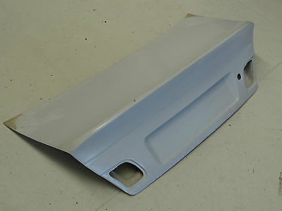 Bmw E46 M3 Csl Style Rear Boot Trunk Spoiler Lid Coupe Lip Wing 318I 328I 325
