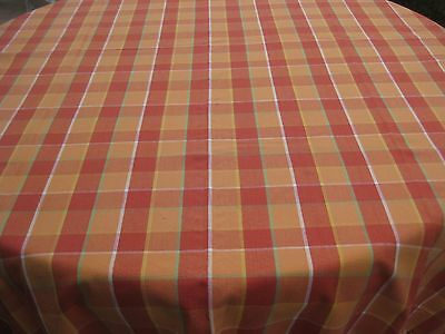 Norwegian, Dining Tablecloth, 64 x 48 inches, Thanksgiving Colors