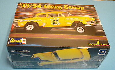 Revell '53/54 Chevy Gasser 1:25 Scale Model Kit - HOBBY TIME MODEL SHOP