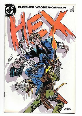 Hex #8 (Apr 1986, DC)