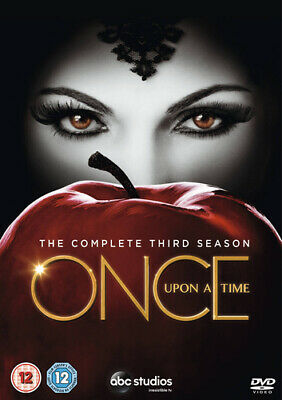 Once Upon a Time: The Complete Third Season DVD (2016) Jennifer Morrison cert