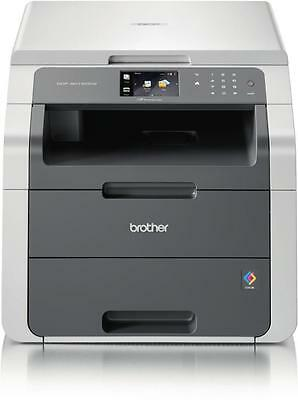 DCP-9015CDW All-iIn-One Compact Colour Laser Printer Print / Copy / Scan