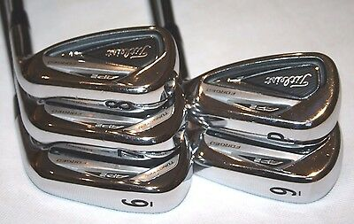 Titleist AP2 716 Forged 6-PW iron set with Dynamic Gold AMT S300 stiff shafts