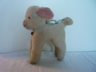 1950's Hygienic Toys Chad Valley Vintage Lamb Easter