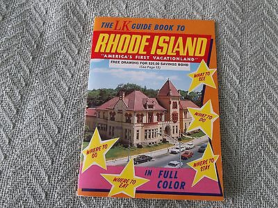 The LK Guide Book to RHODE ISLAND Sixth ed. 1971