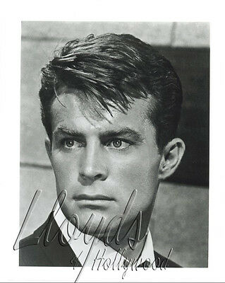 Robert Conrad  Wild Wild West  Handsome  Hunk Close Up Photograph 1967