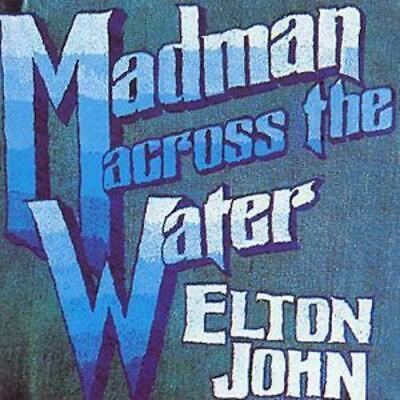 Elton John : Madman Across The Water CD (1995) ***NEW***