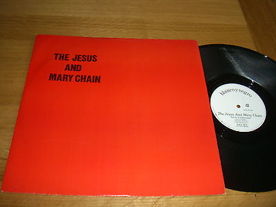 Jesus and mary chain-never understand.12""