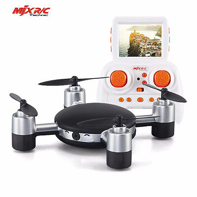 MJX X906T 5.8G FPV 2MP Caméra HD 2.4GHz 6 Axe Gyro 4CH RC Quadcopter Drone RTF