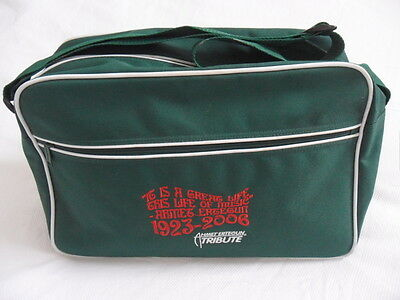 LED ZEPPELIN O2 Original Holdall / Shoulder Bag - AHMET ERTEGUN TRIBUTE 10.12.07