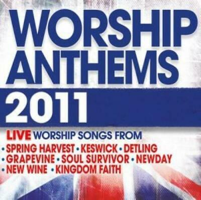 Various Artists : Worship Anthems 2011 CD
