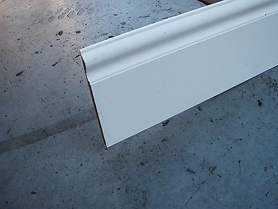 SKIRTING BOARD - 235mm x 8 lengths of 5.4mt