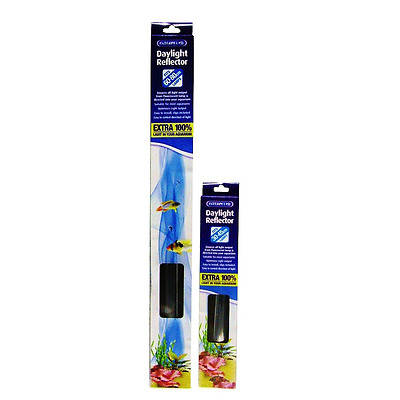 Interpet Aquarium Fish Tank Daylight Reflector Lamp Bulbs Tubes Direct Light