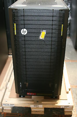 Hp 22U 600Mm X 1075Mm Advanced Shock Rack (H6J84A/used)
