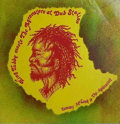 TOMMY McCOOK & THE AGROVATORS King Tubby Meets The Agrovators At Dub Station LP